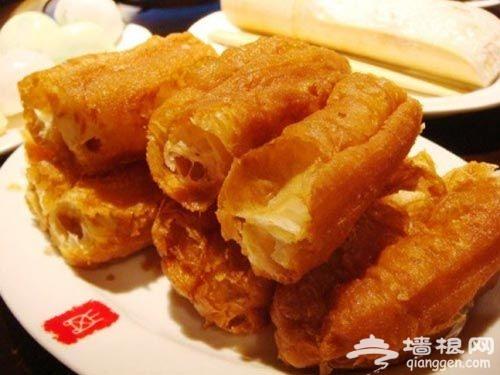 炒肝、灌肠脆麻花:回味那些老北京名小吃[墙根网]