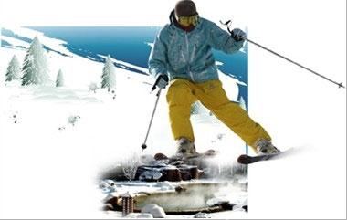 滑雪+泡汤 北京寒冬玩乐完全攻略