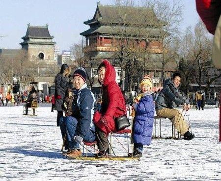 約會冬季 飛舞在北京城里的十大冰場