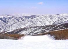 北京万龙滑雪场:离北京市区最近的场地