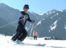 怀北国际滑雪场:集自然与人文景观于一体