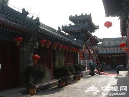 逛老北京火神庙 品味世事变迁