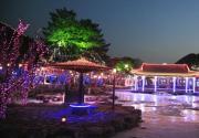 北京延庆第二十五届龙庆峡冰灯艺术节开幕