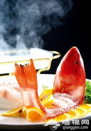 京城鱼跃各大餐厅 海味蔓延无止尽