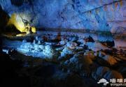 京郊溶洞:探寻大地深处的美丽