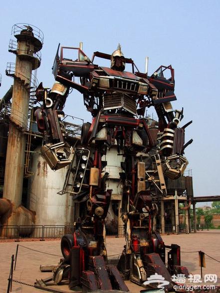 享受北京现代艺术:798与南锣鼓巷