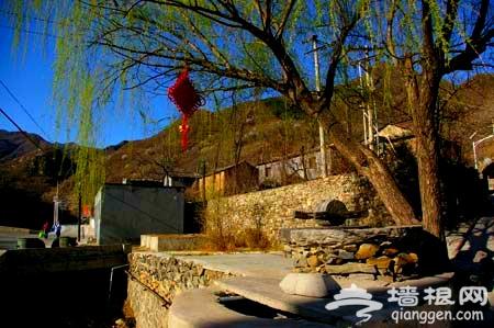 水峪村:深山中的明清古村落