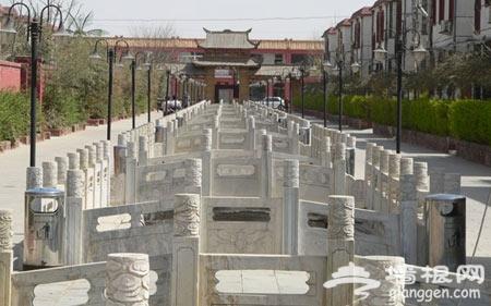张家湾镇皇木厂村:运河古道的皇家新村