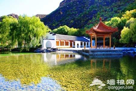 下湾村:百里山水画廊