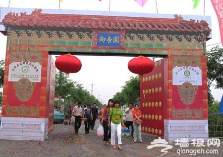 西赵各庄村:燕山脚下百年御杏园
