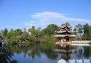 京郊避暑游:黑龙潭 三瀑十八潭的美丽诱惑