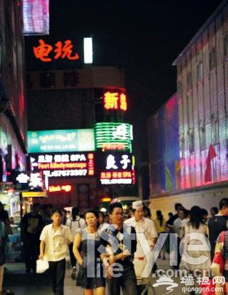 购物不怕夜太黑 京城人气最旺夜市大集合
