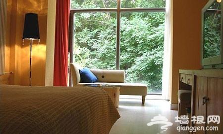 烟湖度假村:森林中的度假小屋