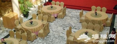 运河苑温泉度假村:在风水秀林感受皇家礼遇