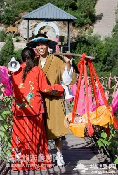 圣泉山第四届七夕文化节即将开幕