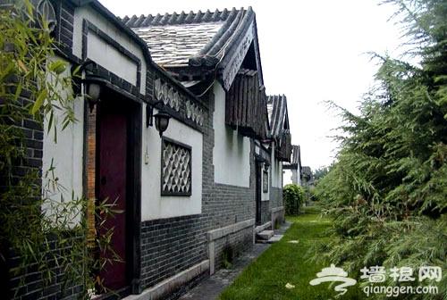 蟹岛度假村:京郊最近的肥蟹基地