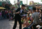 十一黄金周 北京欢乐谷化身欢乐魔法乐园