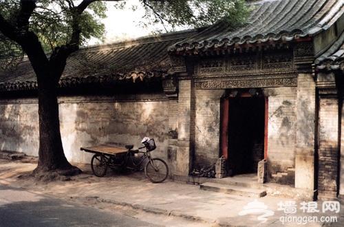 藏身院落的北京胡同美食[墙根网]