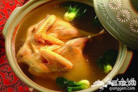细火慢炖好口味!京城最鲜美的鸡汤TOP5