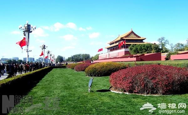 走遍京城之老北京的门[墙根网]