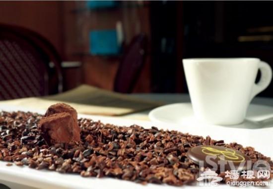 咖啡伴随书香 北京最适合约会的咖啡馆[墙根网]