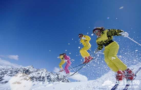 滑雪温泉完美游:万龙八易滑雪场+南宫温泉