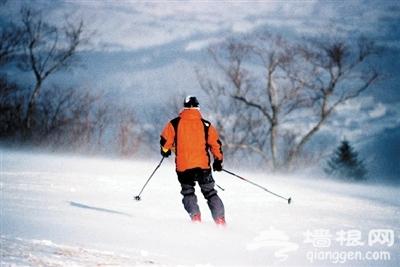 享受冰火热恋 北京滑雪温泉推荐