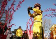 北海公园迎春祈福文化节暨龙年皇家游园会1月22日开幕