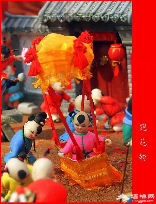 祈福过大年 老北京春节习俗一览[墙根网]
