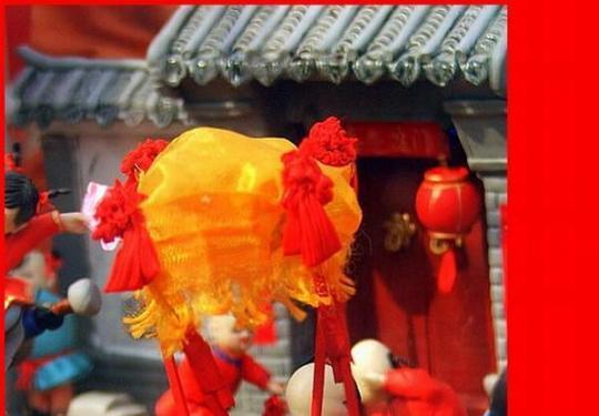 祈福过大年 老北京春节习俗一览