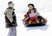 朝阳公园滑雪场戏雪项目介绍