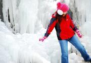 2012桃源仙谷冰雪节
