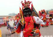 京味民俗与宝岛风情同现京城庙会