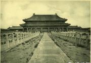 罕见!1900年北京皇城真实照片
