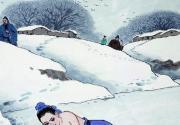 《王香卧鱼》拒马河不结冰的传说