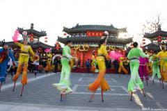 龙潭地坛春节庙会
