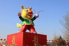 2012龙年新春莲花池庙会