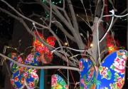 元宵节赏花灯好去处 龙年春节最后的狂欢