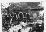 繁华旧日隆福寺