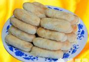 北京小吃-牛舌饼