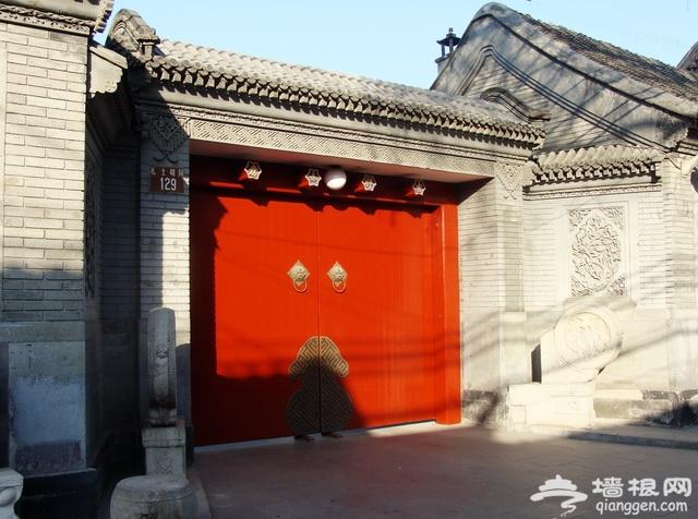 北京冬天窜胡同(胡同摄影)[墙根网]