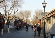 北京冬天窜胡同(胡同摄影)