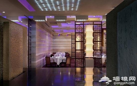 中国元素餐厅 细节展现古韵之美