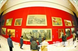 参观国家博物馆可发手机短信预约