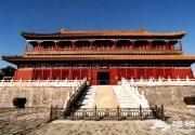 美轮美奂的北京皇城