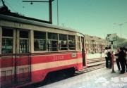 老照片:昔日的马家堡车站