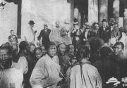 1900年的老北京影像:没有电灯 时间很慢