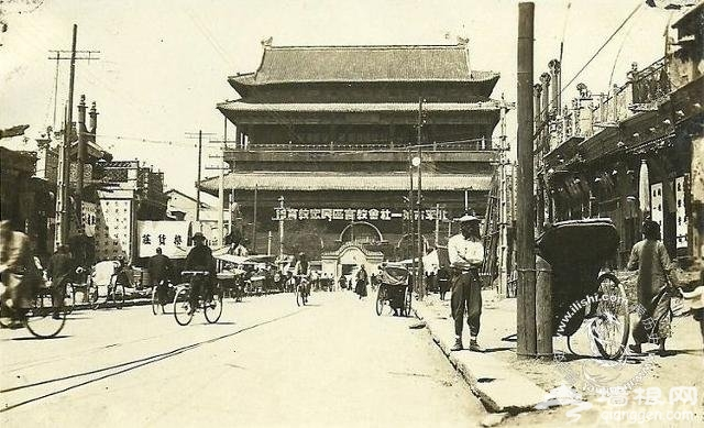 30年代老北京的交通[墙根网]