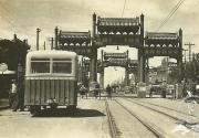 30年代老北京的交通