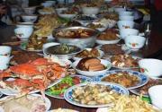 老北京饭桌上的习俗